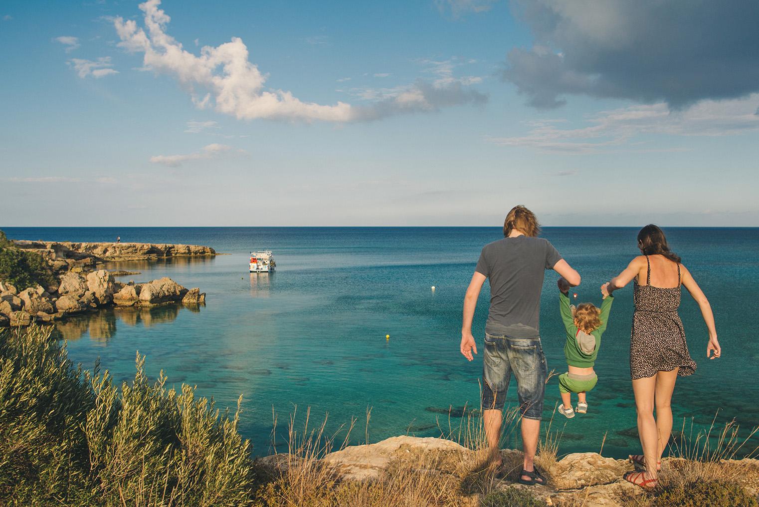 Protaras, ostatnie chwile na Cyprze
